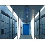 Complete set of outdoor transformer substation in concrete enclosure KTPNU